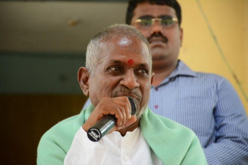 Ilayaraja Press Meet Photos