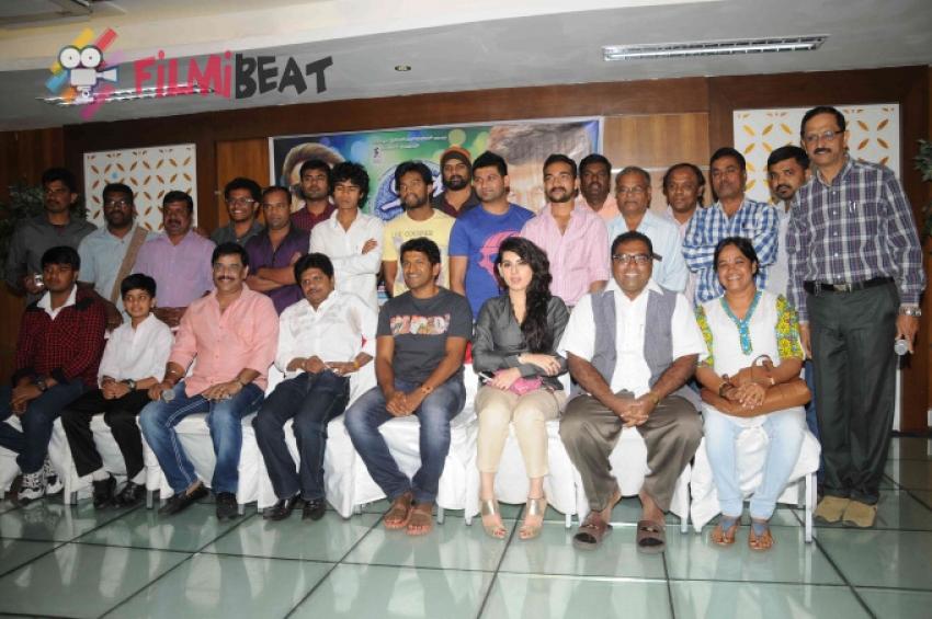 Mythri Film Success Meet Photos