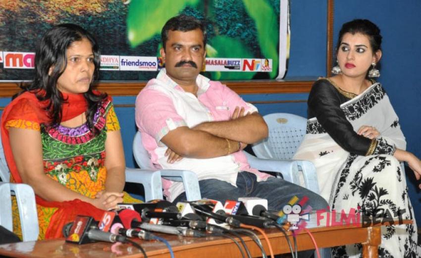 Panchami Success Meet Photos