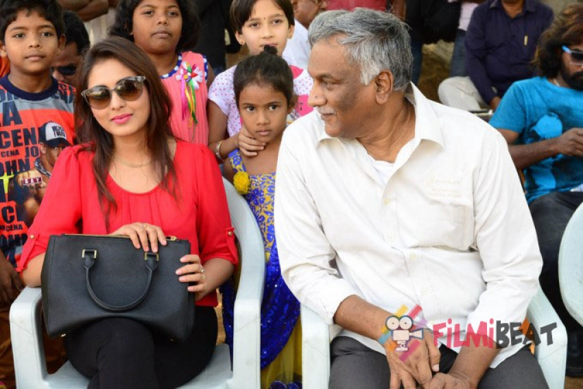 Parahushar Movie Launch Photos