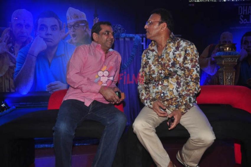 'Dharam Sankat Mein' Movie Trailer Launch Photos