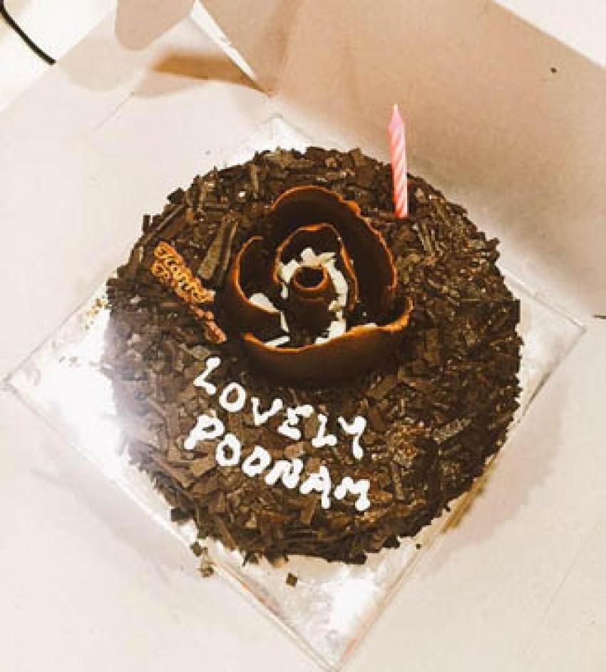 Poonam Pandey's Birthday Bash Photos