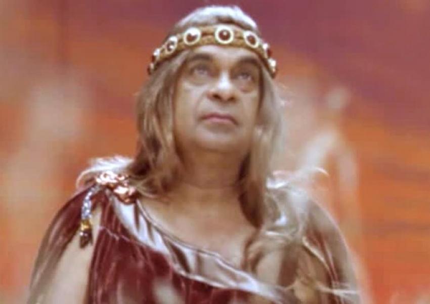 Powerful Avatars Of Brahmanandam (Fan-made) Photos
