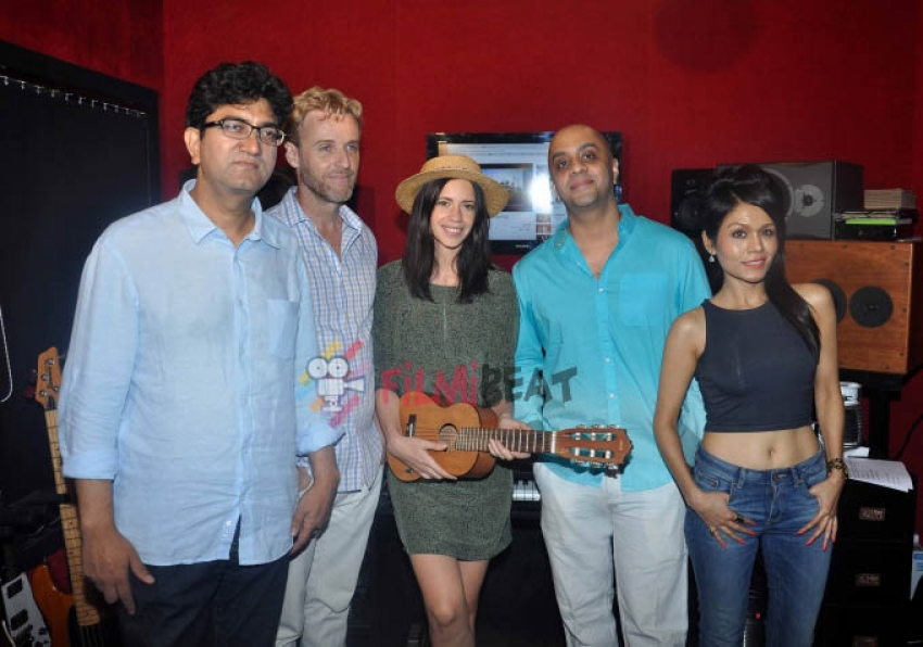 Margarita With A Straw Music Launch Photos