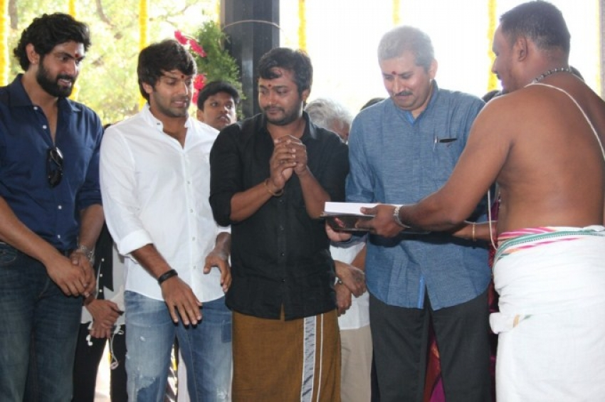 PVP Production No 11 Movie Launch Photos