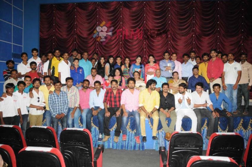 Radha Kalyana Serial 1000 Episodes Press Meet Photos