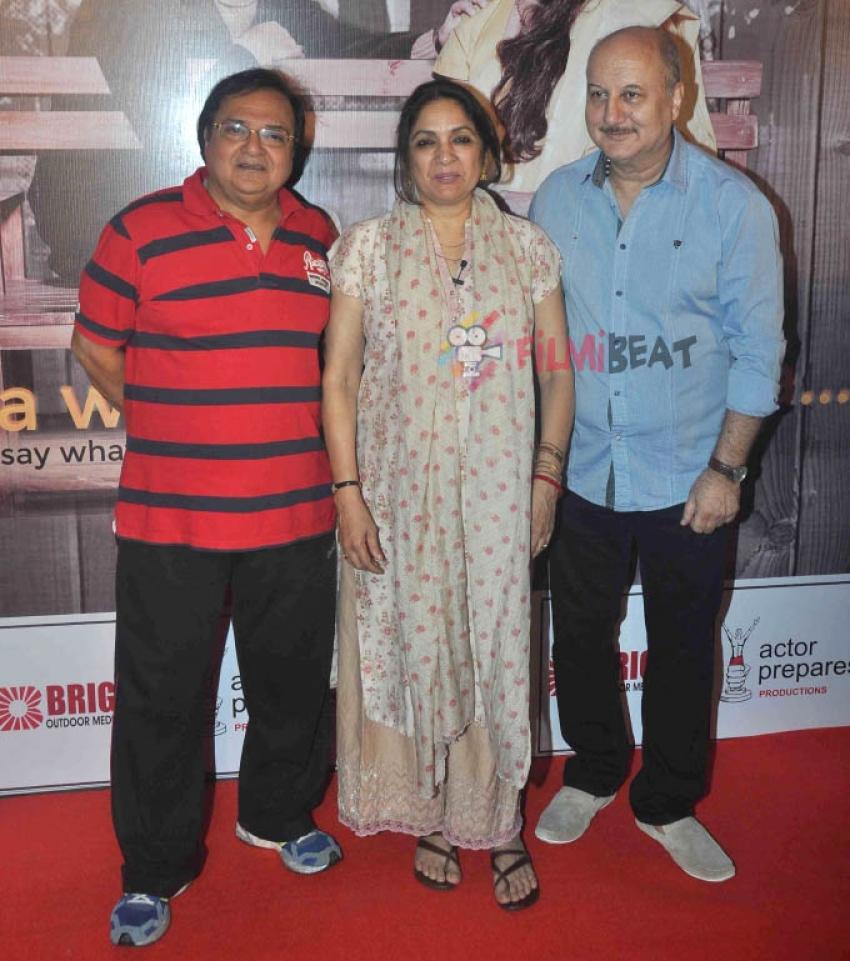 'Mera Woh Matlab Nahi Tha' Play Premiere Photos