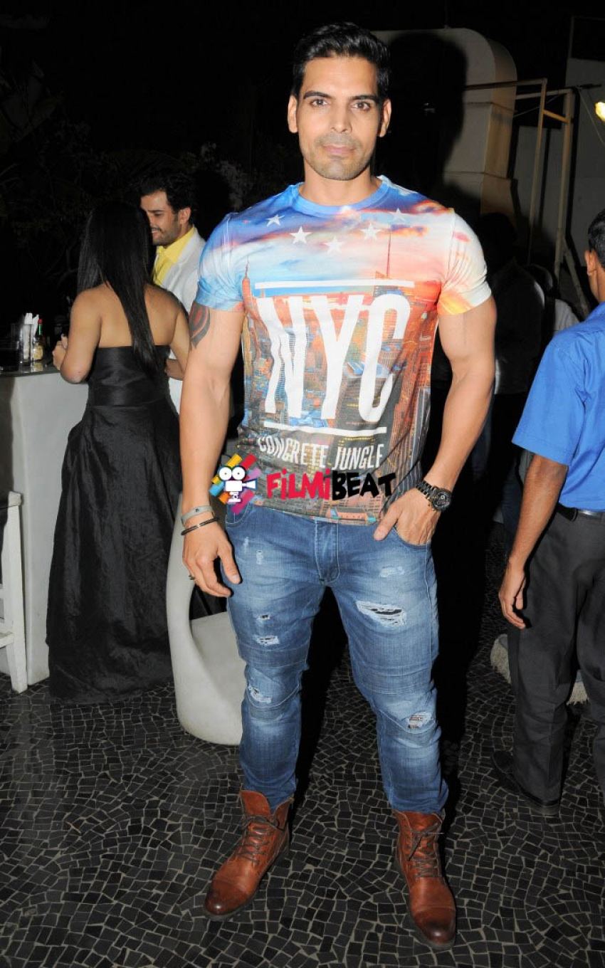 Rakhi Sawant Hosted A Surprise Birthday Bash For Brother Manik Soni Photos
