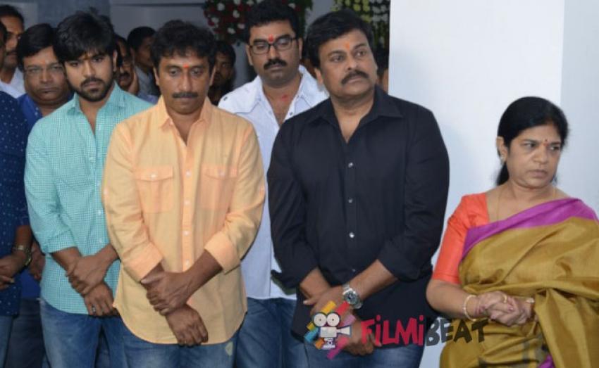 My Name Is Raju Movie Launch Photos