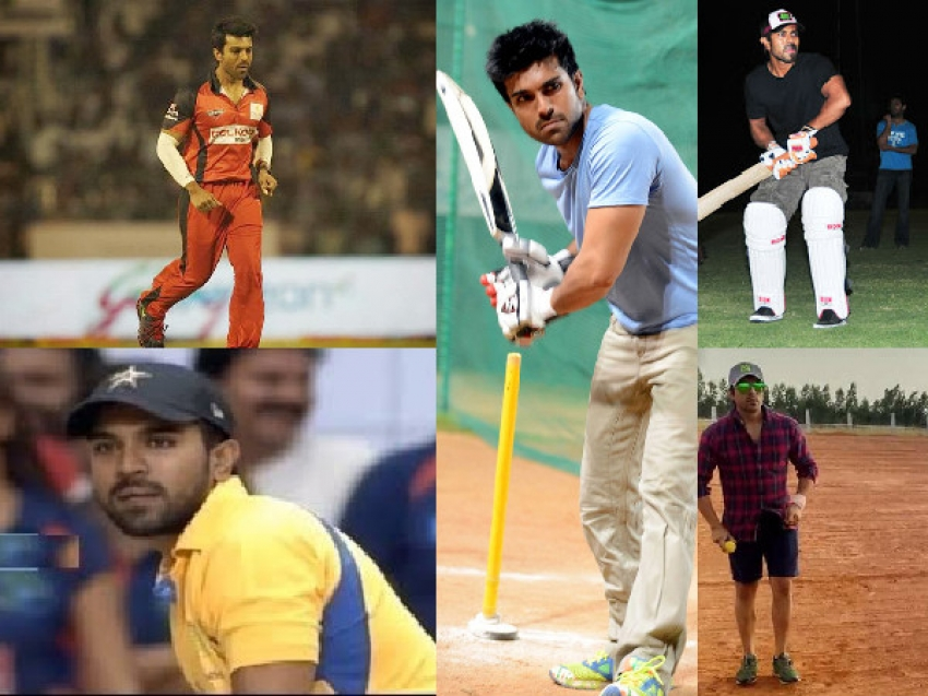 Tollywood Celebrities Love For Cricket Photos