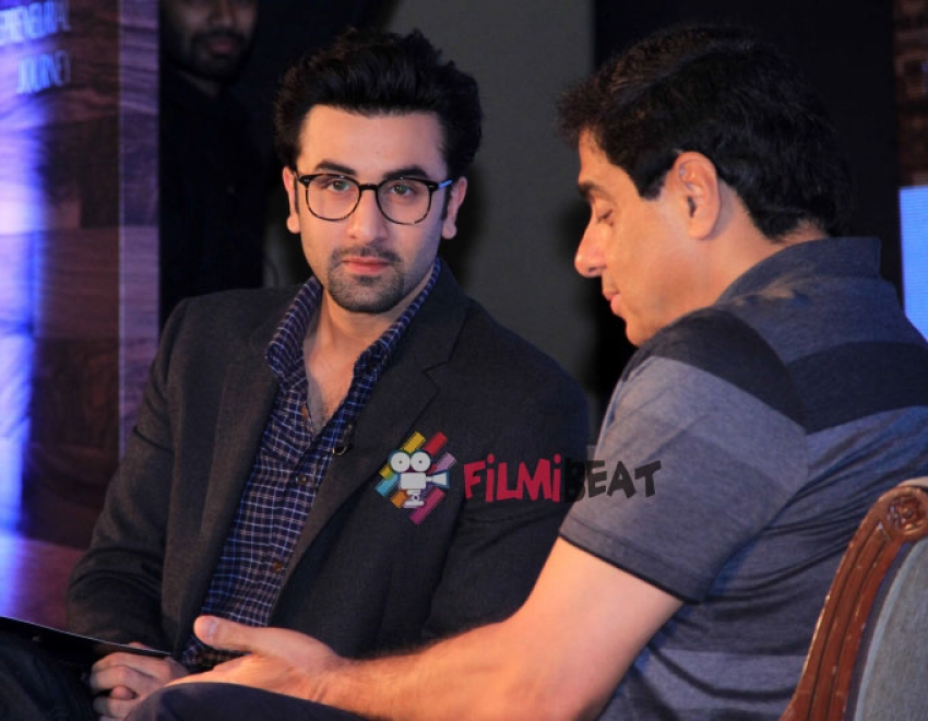 Ranbir Kapoor Launches Book 'Dream With Your Eyes Open' Photos