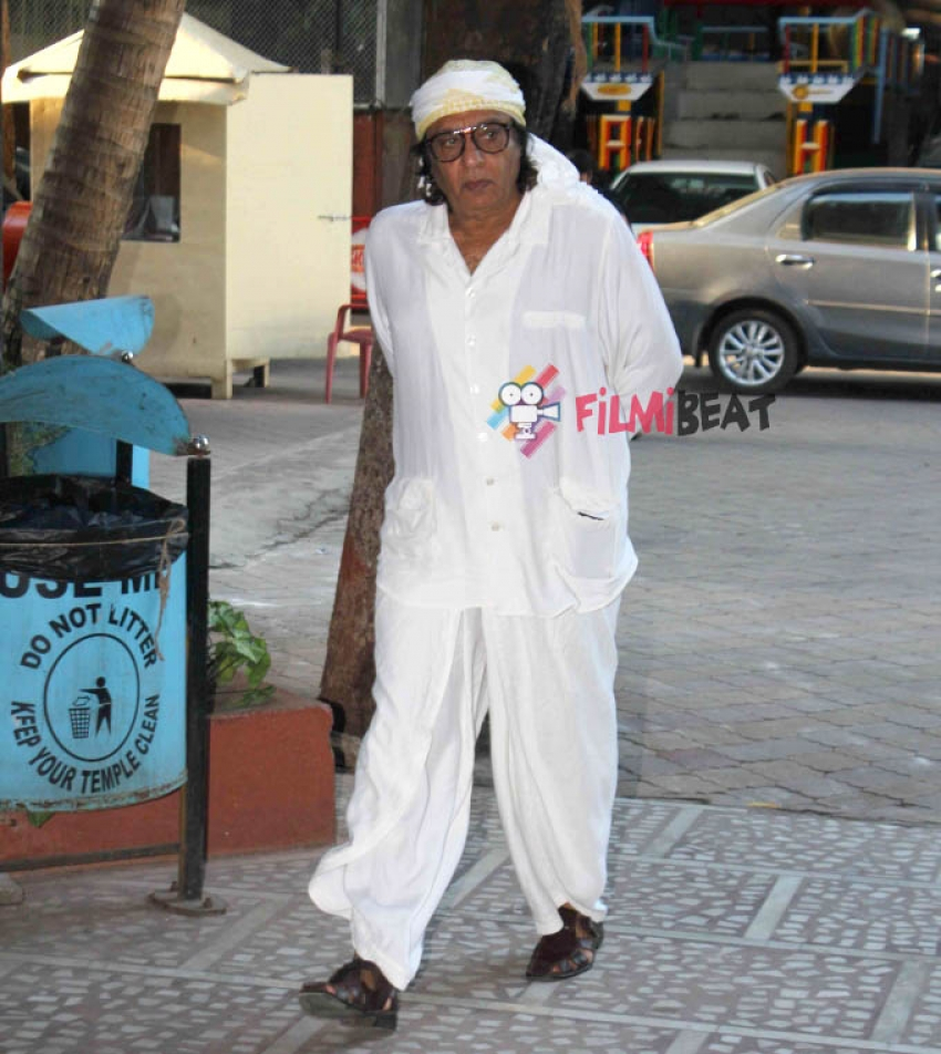 Amit Mehra's Prayer Meet Photos