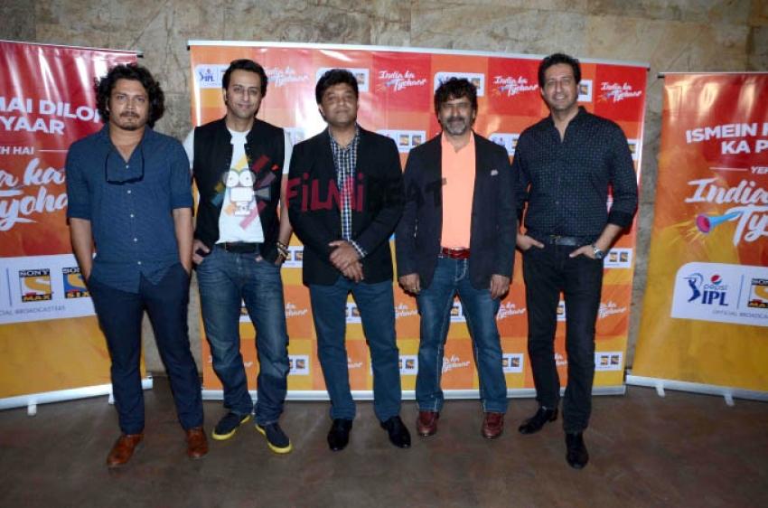 'Sony Max IPL Season 8' Music Launch Photos