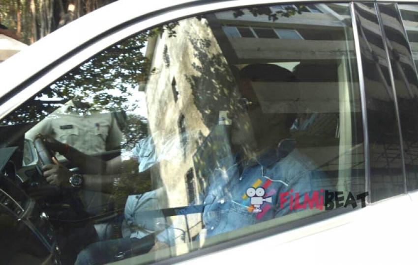 Salman Khan At Session Court In Mumbai For Hit & Run Case Photos