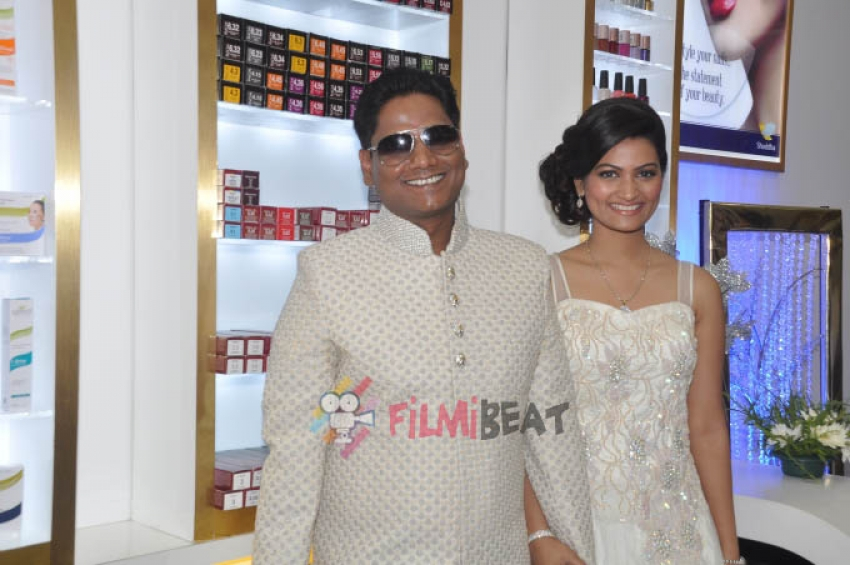 Shraddha Sagaonkar's Shuddha Salon & Spa Launch Photos