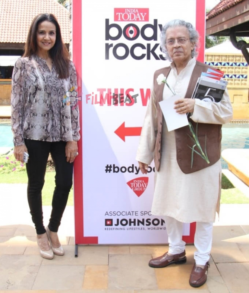 India Today Group Launches 'India Today Body Rocks' Photos