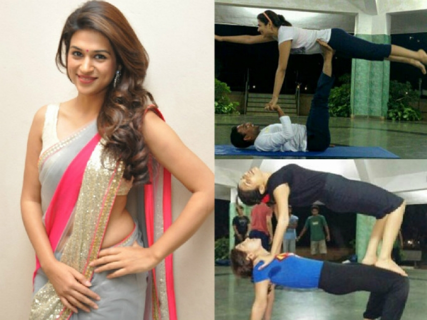 Tollywood Celebrities Obsession With Fitness Photos