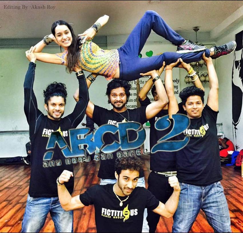 ABCD - Any Body Can Dance 2 Photos