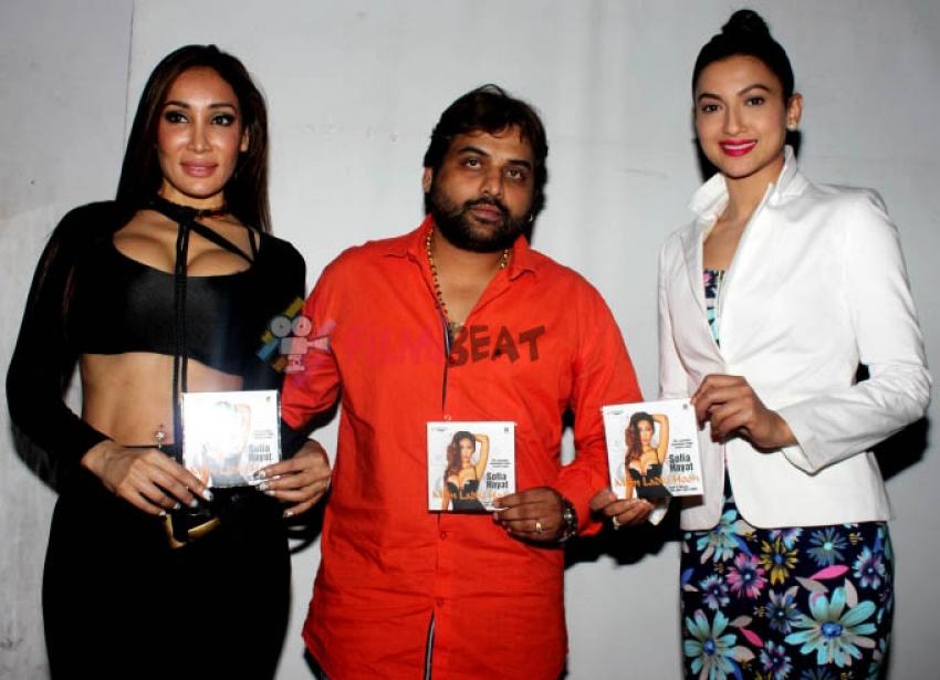Sofia Hayat's Mein Ladki Hoon Music Album Launch Photos