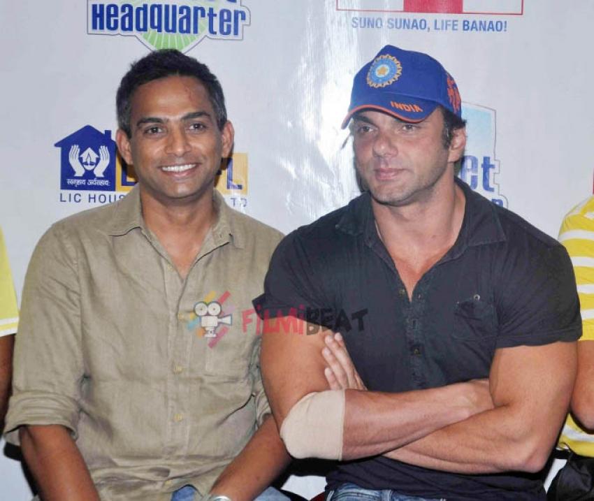 Sohail Khan Announces Biggest Cricket Fan Winner At Big FM Photos