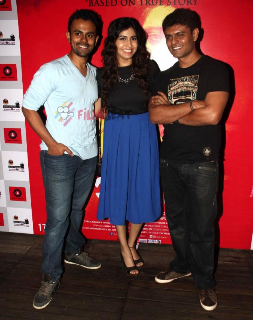 Solid Patels Trailer Launch Photos