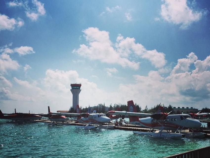 Sonakshi Sinha Trip To Maldives Photos