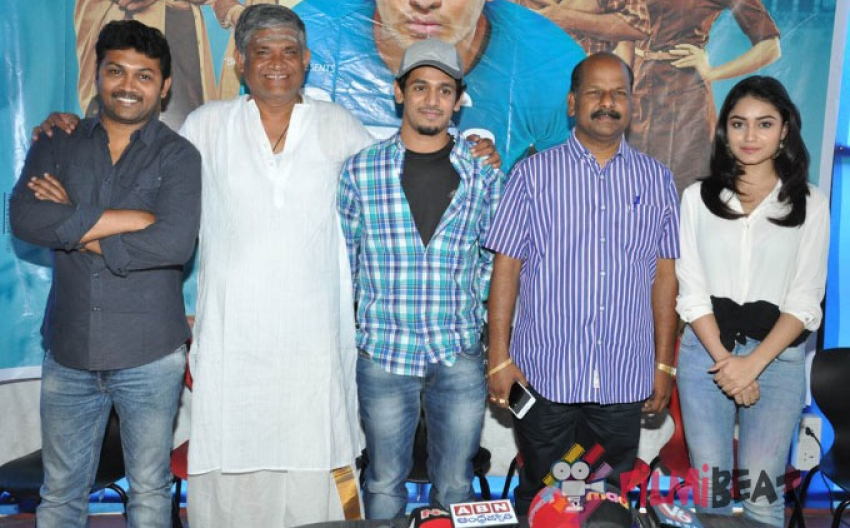 Surya Vs Surya Success Meet Photos