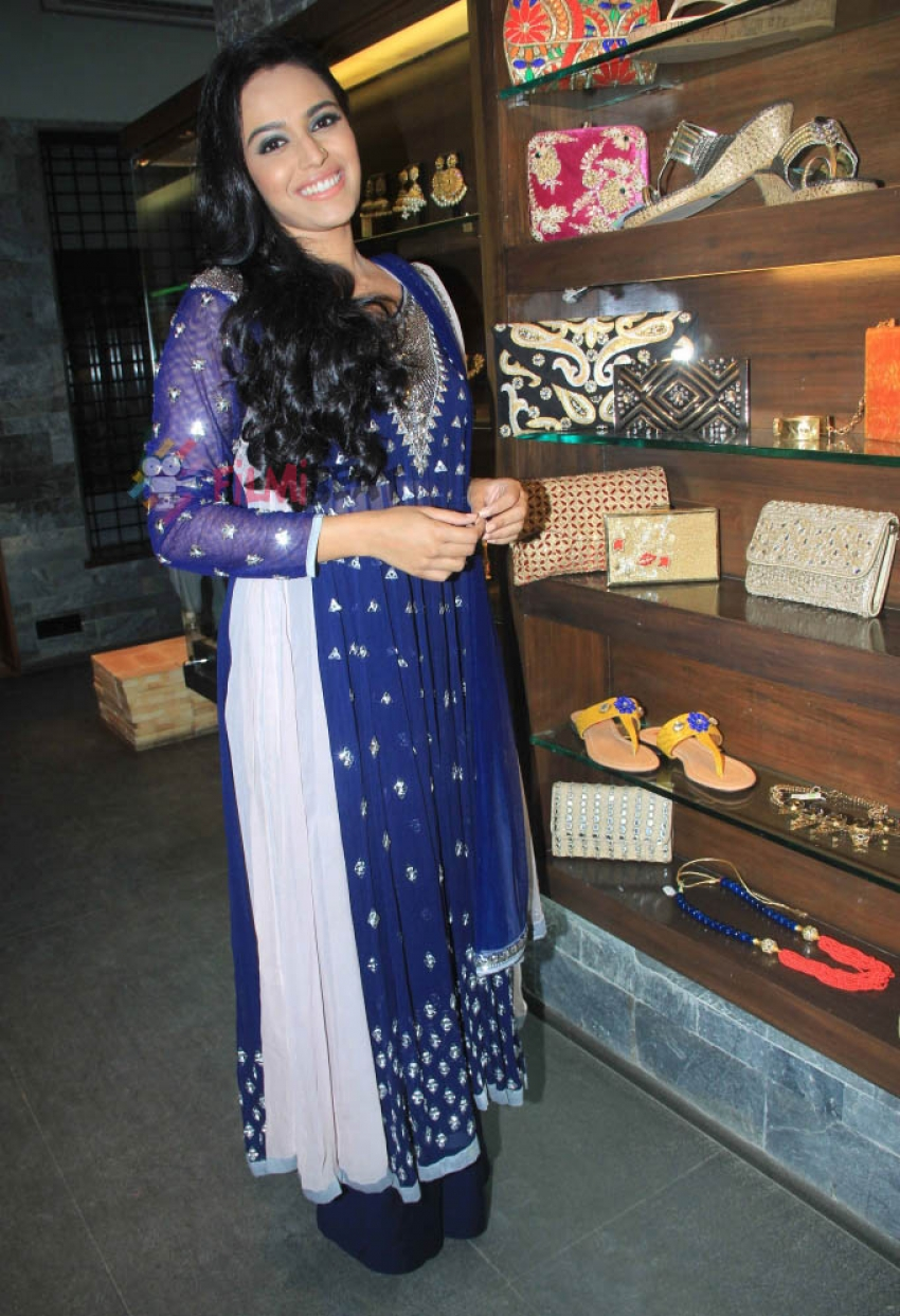 Kanika Kedia Launches Her Spring Summer Collection 2015 Photos