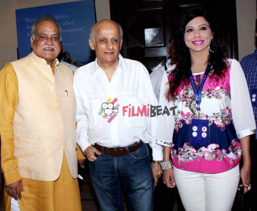 Celebs Attended The IIFTC Event Photos