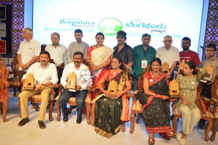 Namma Bengaluru Awards Photos