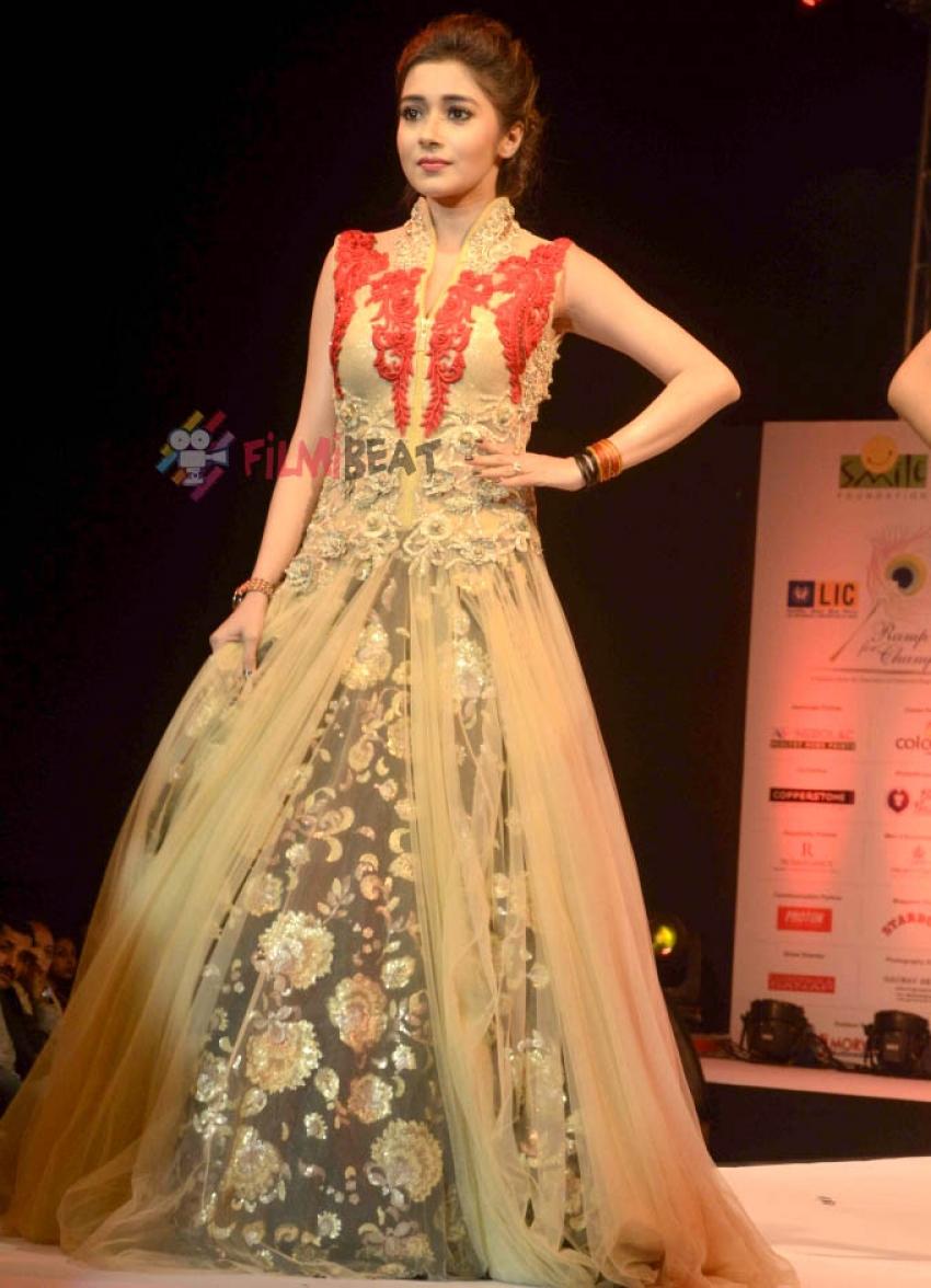 Smile Foundation Organised A Fashion Show Photos