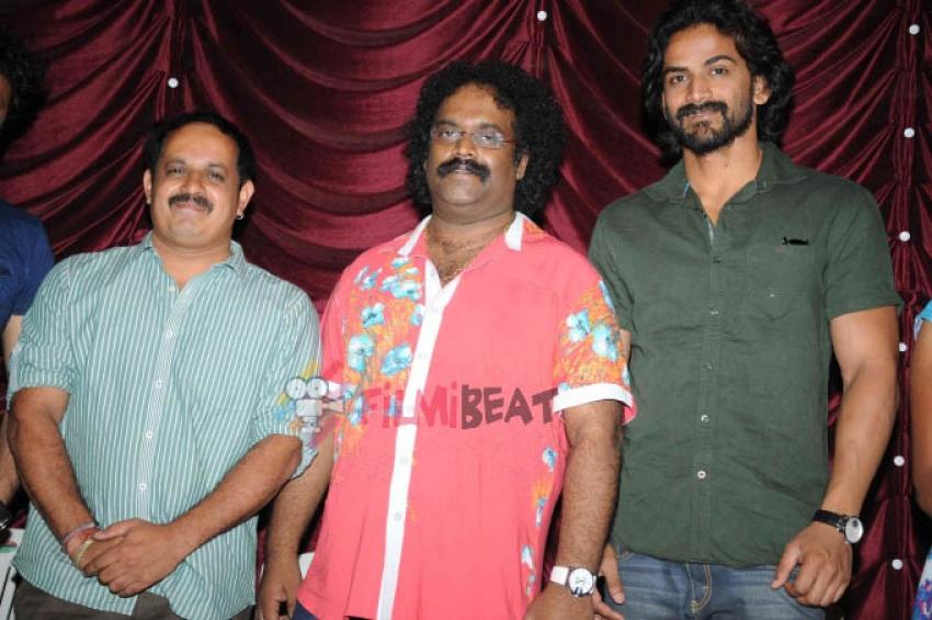 Raate Movie Press Meet Photos