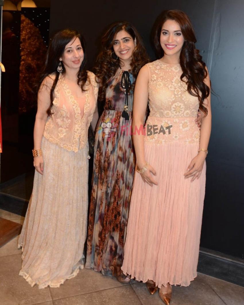 LABEL Ritu Kumar Hosts Evening For Women Achievers Photos