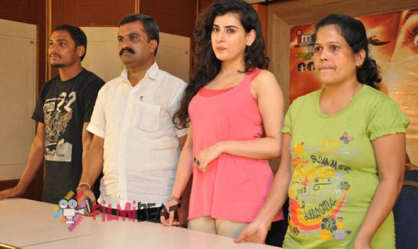 Panchami Press Meet Photos