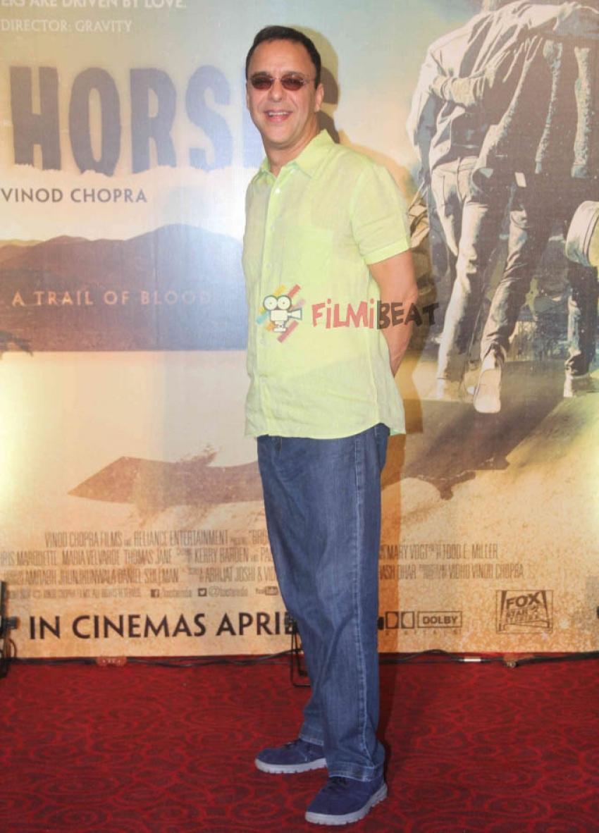 Broken Horses Movie Trailer Launch Photos