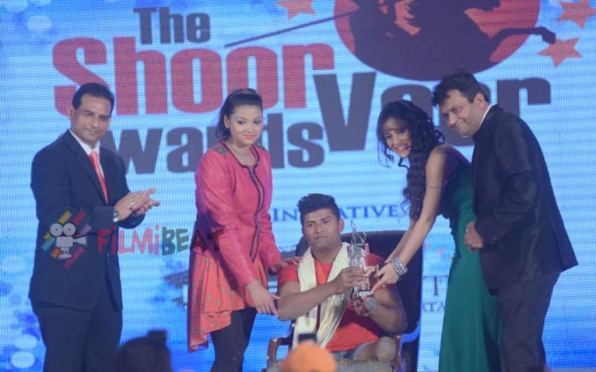 Shoorveer Awards 2015 Photos