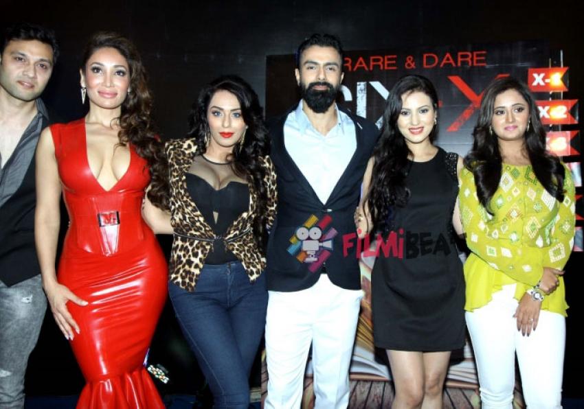 'Six X' Movie Launch Photos