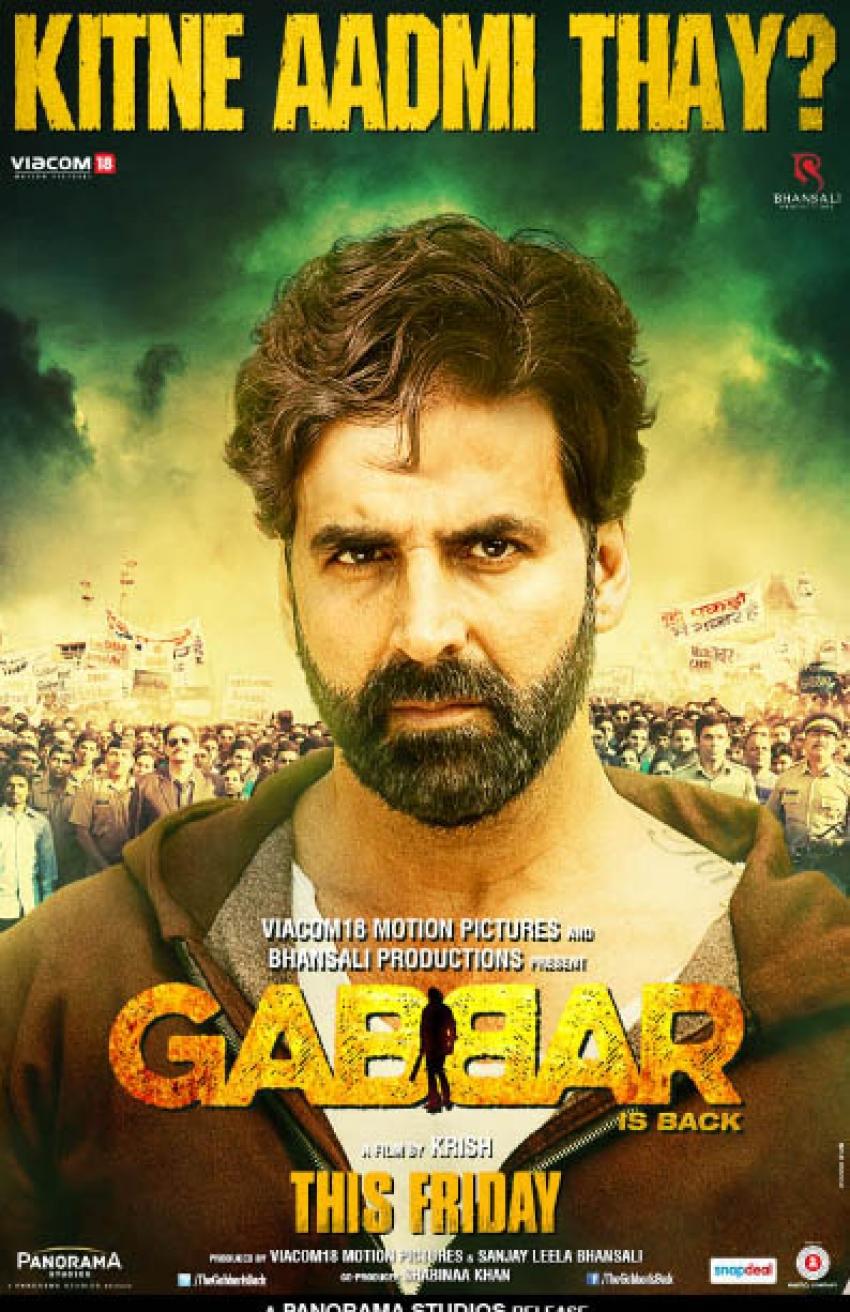 Gabbar Is Back Photos