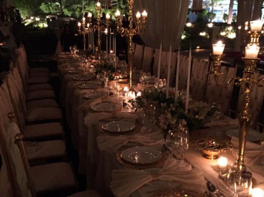 Naina Bachchan and Kunal Kapoor's Wedding Reception Photos