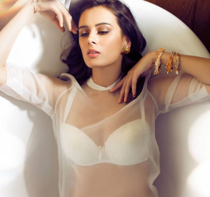 Evelyn Sharma Hot Photoshoot For Maxim April 2015 Photos
