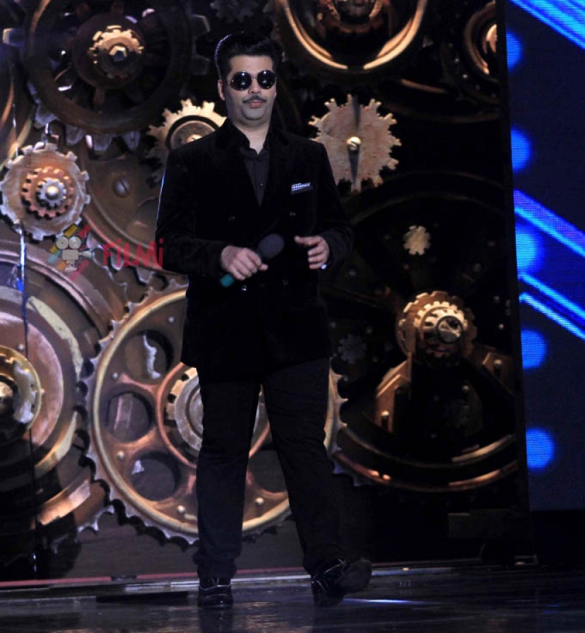 Bombay Velvet Promote On The Set's Of India's Got Talent Photos
