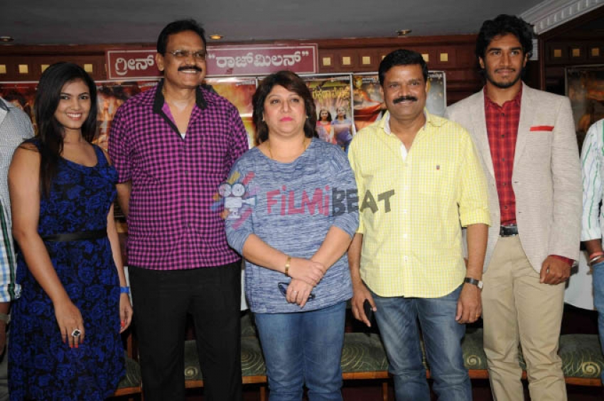 Mahakali Movie Press Meet Photos