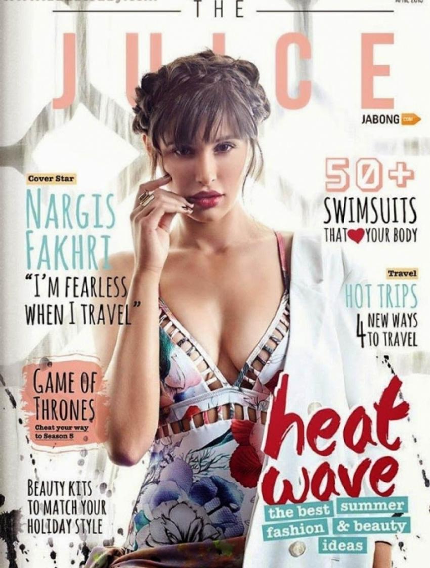 Celebrities On Magazine Covers Photos