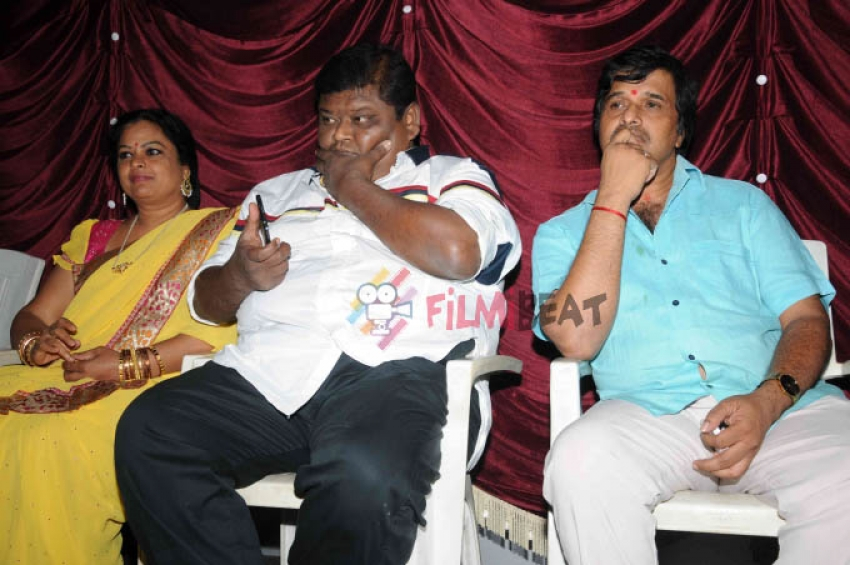 Daksha Film Press Meet Photos