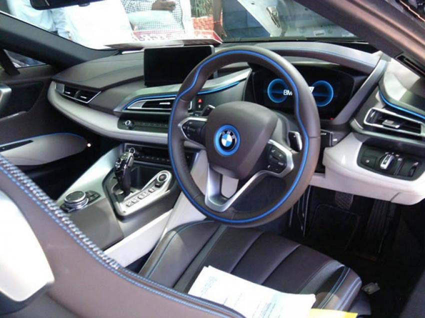 Thala Ajith New Car Bmw I8 At Rto Office Photos Filmibeat