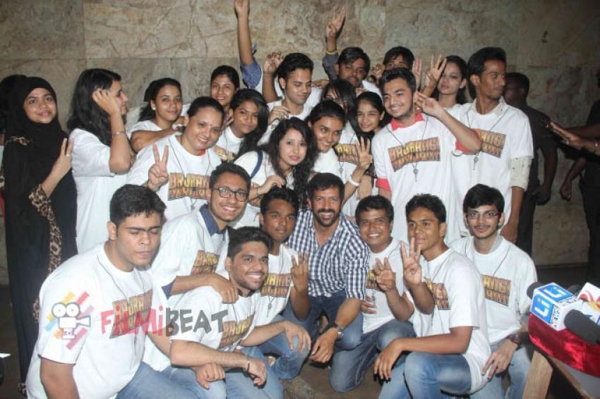 Bajrangi Bhaijaan Trailer Launch For Fans Photos