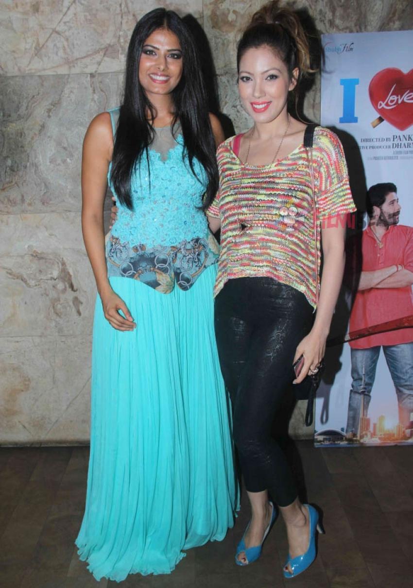 'I Love Desi' Movie Trail Show Screening Photos