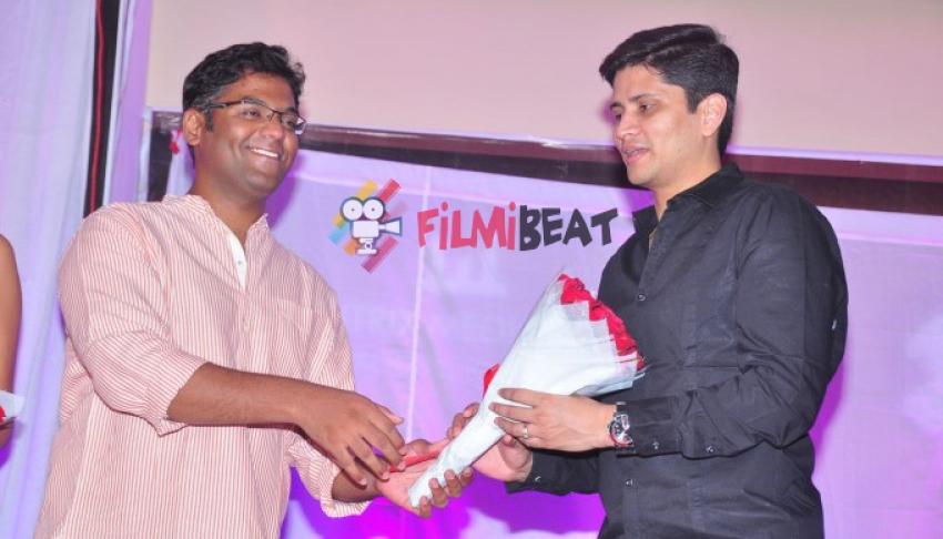 Kathanam Movie Logo Launch Photos