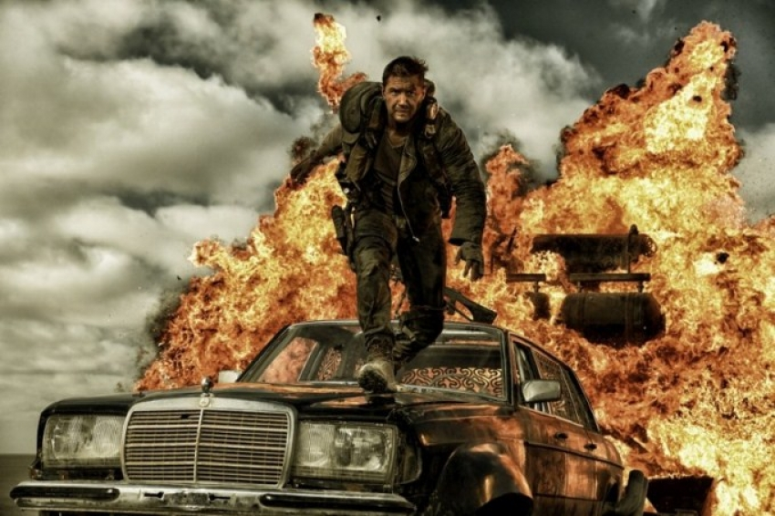Mad Max: Fury Road Photos