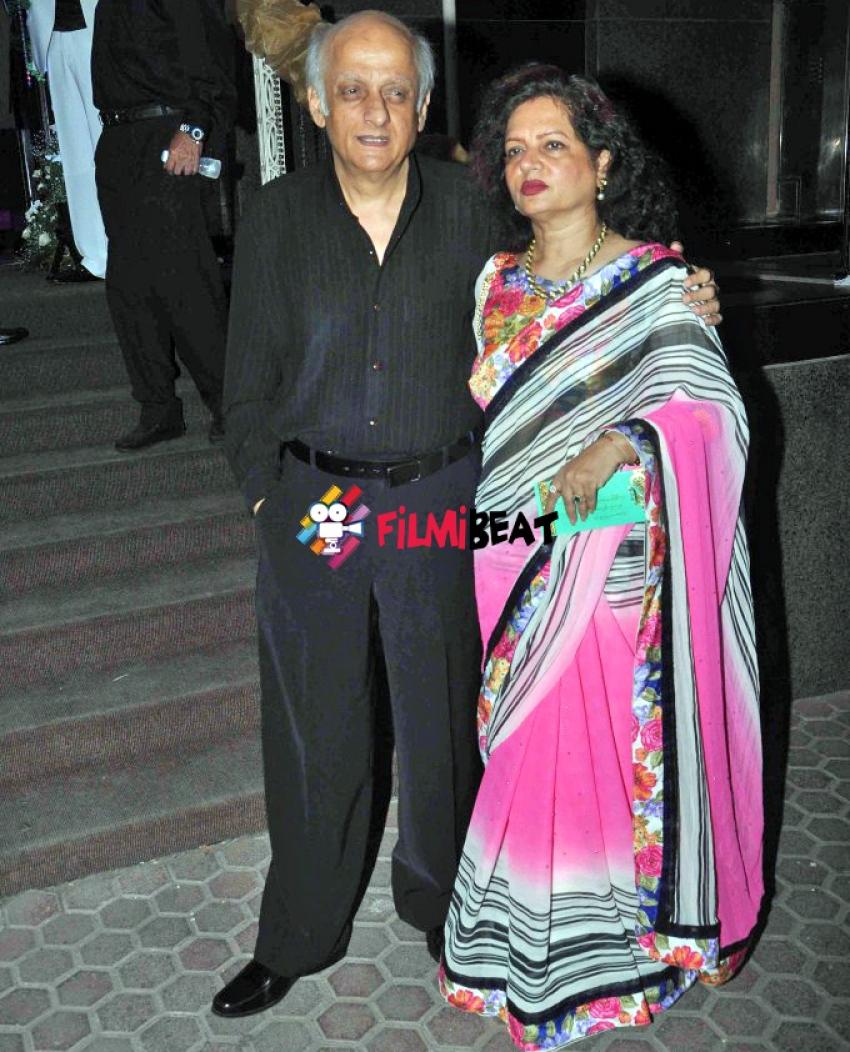 Pre Wedding Party Of Blood Money Director Vishal Mahadkar Photos